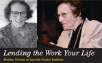 Lending the Work Your Life